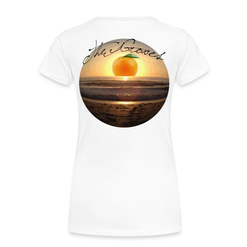 The Groves Tony's Sunset Women's Tee - Women's Premium T-Shirt