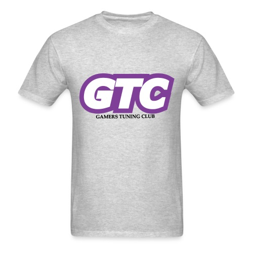 GTC Represent (Gamertag Ed) - Men's T-Shirt