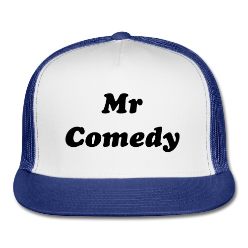 Mr Comedy hat - Trucker Cap