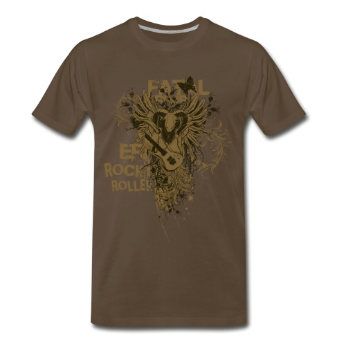 Rock 'n' Roller T-Shirt  - Men's Premium T-Shirt