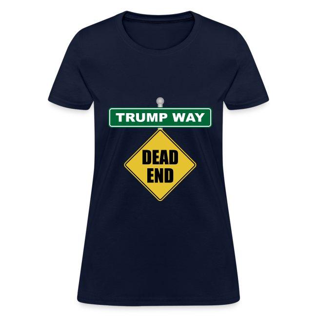 Anti-Trump Dead End