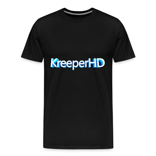Camisa KreeperHD - Men's Premium T-Shirt