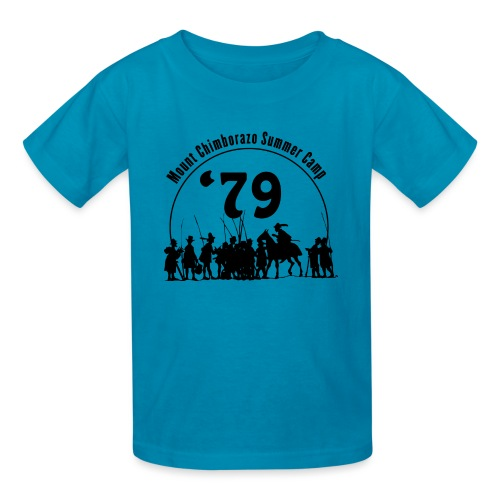 Kid's - Summer Camp '79 - Kids' T-Shirt
