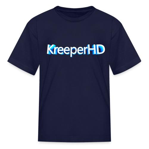 Camisa KreeperHD - Kids' T-Shirt