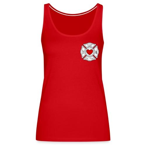 logo tank top (also see back) - Women's Premium Tank Top