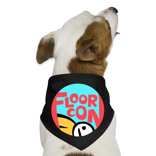 FloorCon Dog Bandana - Dog Bandana