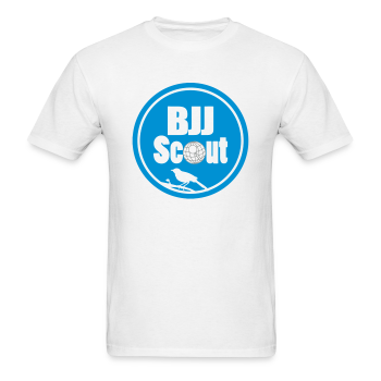 Men's Basic BJJ Scout Tee - Men's T-Shirt