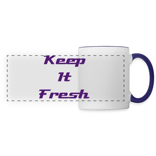 Keep It Fresh Mug - Panoramic Mug