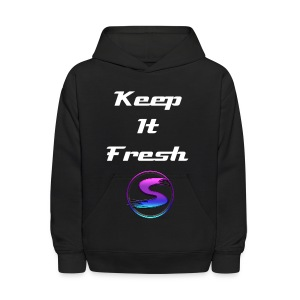 Kid's Keep It Fresh Hoodie - Kids' Hoodie