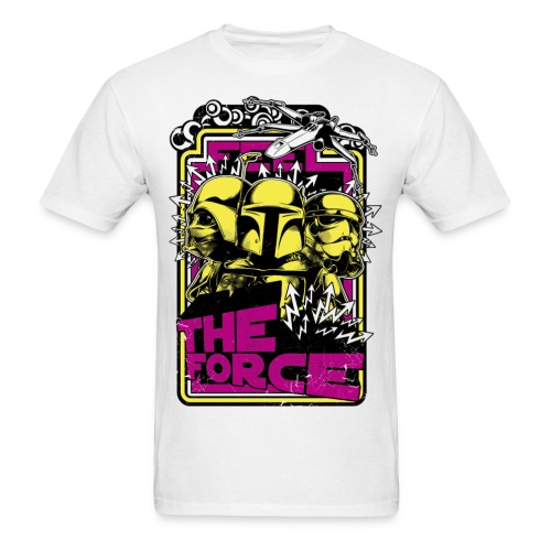 The Force T-Shirts - Men's T-Shirt