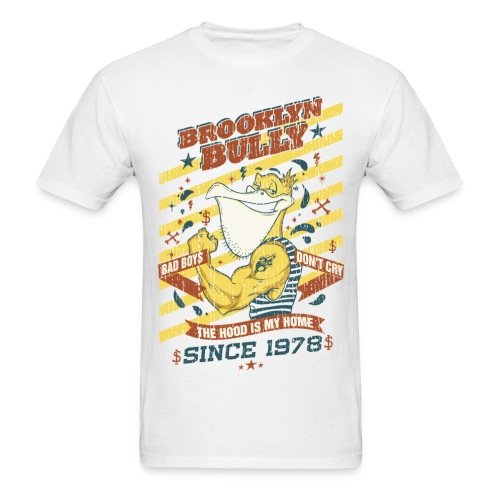 Brooklyn Bully - Men's T-Shirt