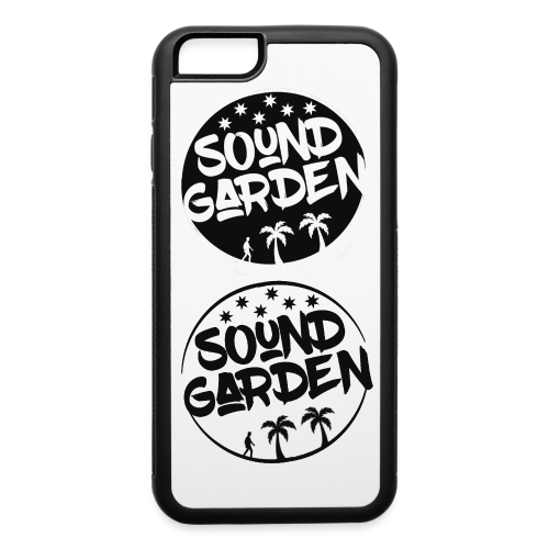 Sound Garden iPhone 6/6s Rubber Case - iPhone 6/6s Rubber Case