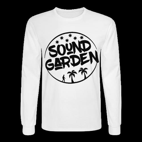 Sound Garden Inverted Long Sleeve - Men's Long Sleeve T-Shirt