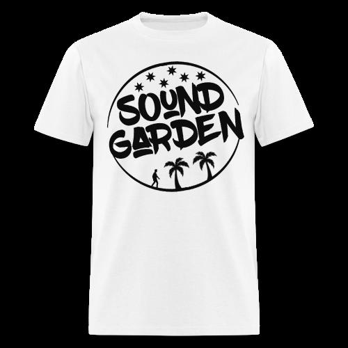 Sound Garden Inverted T-shirt - Men's T-Shirt