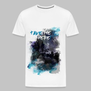 travler tee - Men's Premium T-Shirt