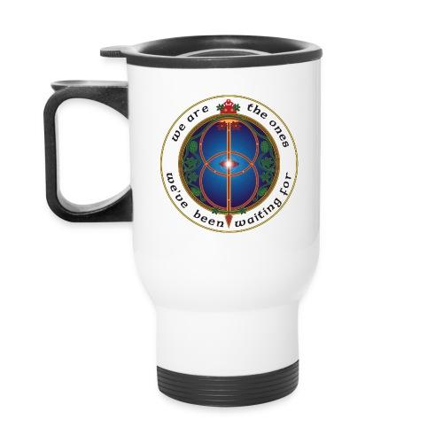 WE ARE THE ONES thermal travel mug  - Travel Mug