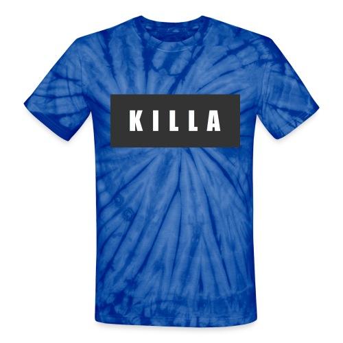 tie dye KILLA t shirt - Unisex Tie Dye T-Shirt