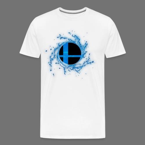 Smash 'n Splash 2 - Project M Championship Circuit - Men's T-Shirt - Men's Premium T-Shirt