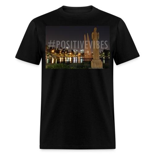 #PositivevibesLA - Men's T-Shirt