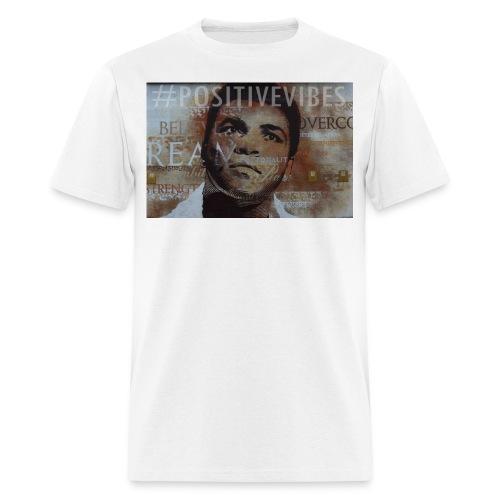 #PositivevibesALI - Men's T-Shirt