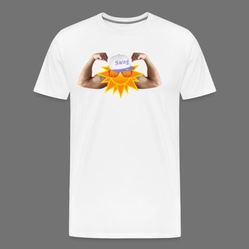 The Big Balc - Project M Championship Circuit - Men's T-Shirt - Men's Premium T-Shirt