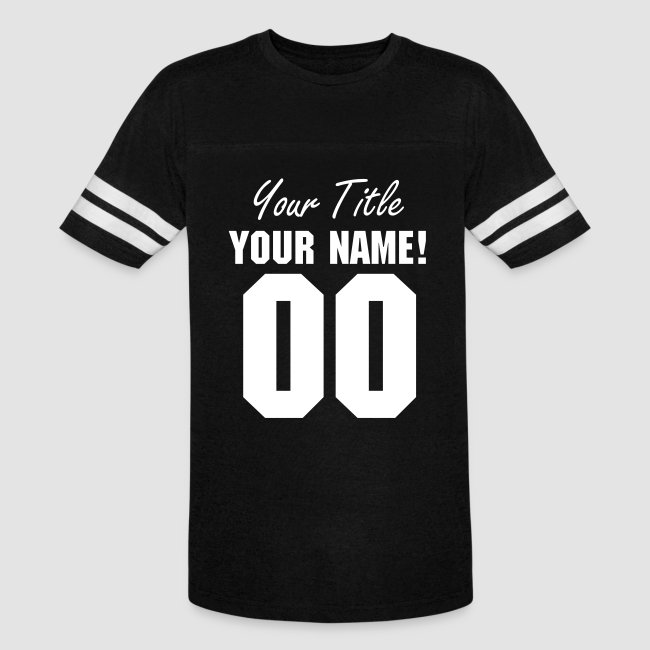 66649233ecd Cool Custom T-Shirts - Funny and Trendy Designs you can Personalize ...