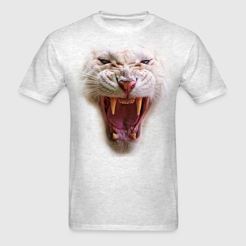 puma face - Men's T-Shirt