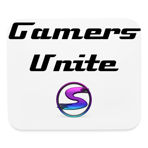 Gamers Unite Mouse Pad - Mouse pad Horizontal