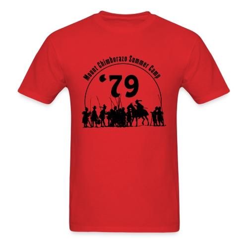 Men's - Summer Camp '79 - Men's T-Shirt