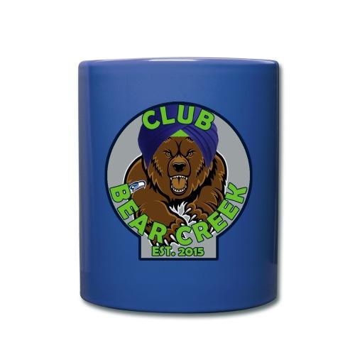 Club Bear Creek Coffee Mug (Clean) - Full Color Mug