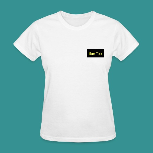 Small box logo T-Shirt - Women's T-Shirt