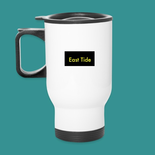 Small box logo Travel Mug - Travel Mug