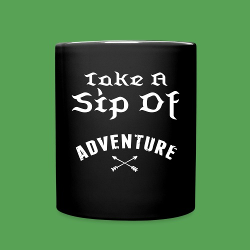 Adventure Mug - Full Color Mug