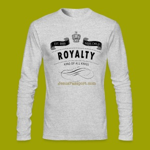Royalty-God'sChild - Men's Long Sleeve T-Shirt by Next Level