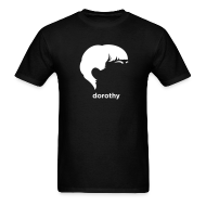 T-Shirts ~ Men's T-Shirt ~ [dorothy_parker]