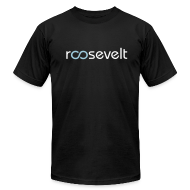 T-Shirts ~ Men's T-Shirt by American Apparel ~ [roosevelt]