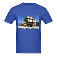 T-Shirts ~ Men's T-Shirt ~ Woody and Weepy/Manure Happens