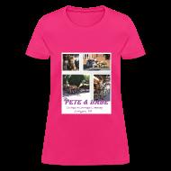 T-Shirts ~ Women's T-Shirt ~ Pete and Babe Tshirt--ladies