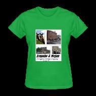 T-Shirts ~ Women's T-Shirt ~ Arapaho and Megan Tshirt--ladies
