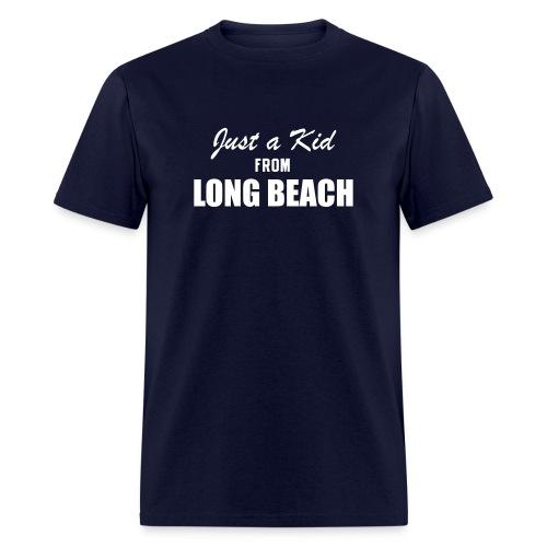 Just a Kid From Long Beach - Men's T-Shirt