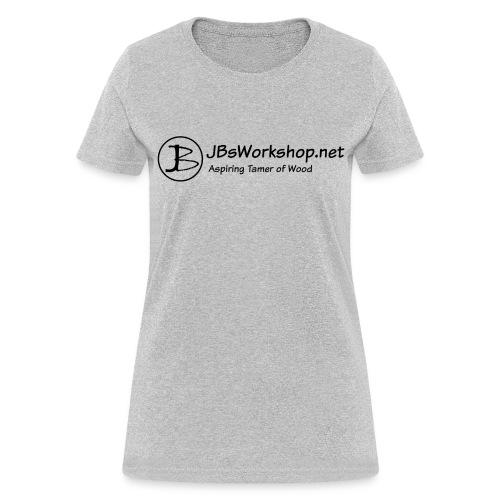 (Women's) Front JB banner - Women's T-Shirt