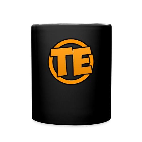Tech Element Mug - Black - Full Color Mug