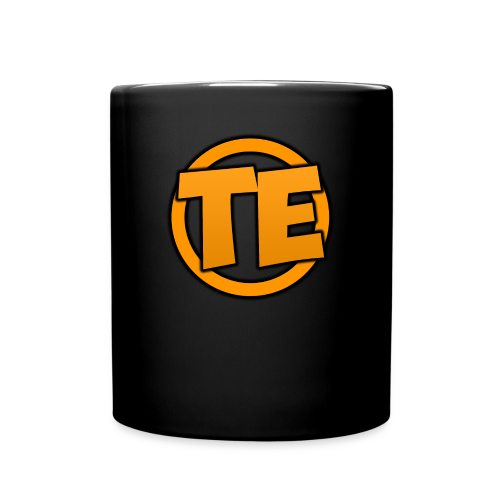 Tech Element Mug - Black - Full Color Mug