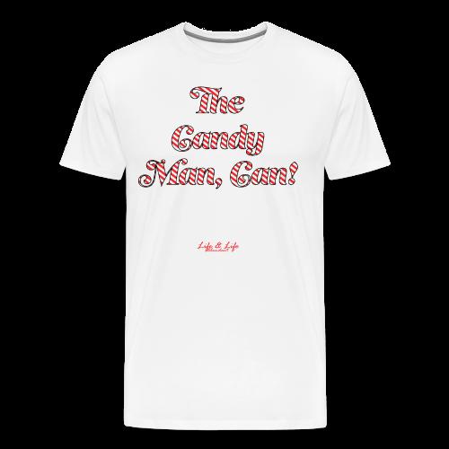 LLA - The Candy Man - Men's - Men's Premium T-Shirt