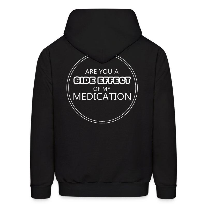 Medication Side Effect Men's Hoodie - Men's Hoodie
