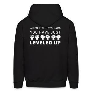 Level Up Men's Hoodie - Men's Hoodie