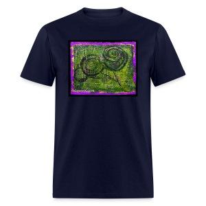 Schnecken Baume - Men's T-Shirt