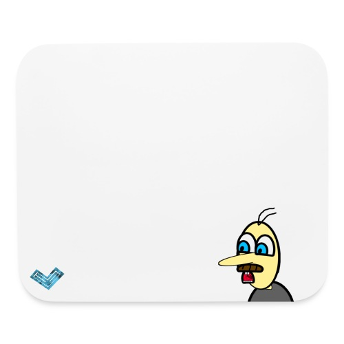 Swny Logo and Marcus - mouse pad - Mouse pad Horizontal