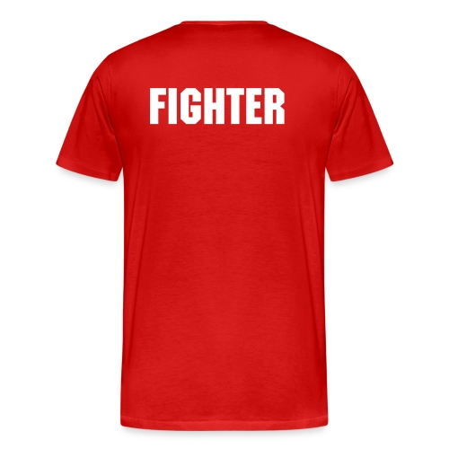 Fighter Tee  - Men's Premium T-Shirt
