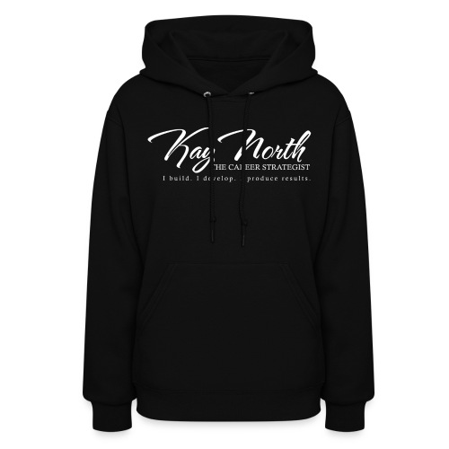Hoodie with pocket pouch - Women's Hoodie